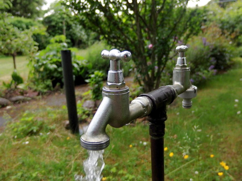 Sehr Dichtungen am Gartenwasserhahn reparieren - relais30 zeigt wie es geht NG34